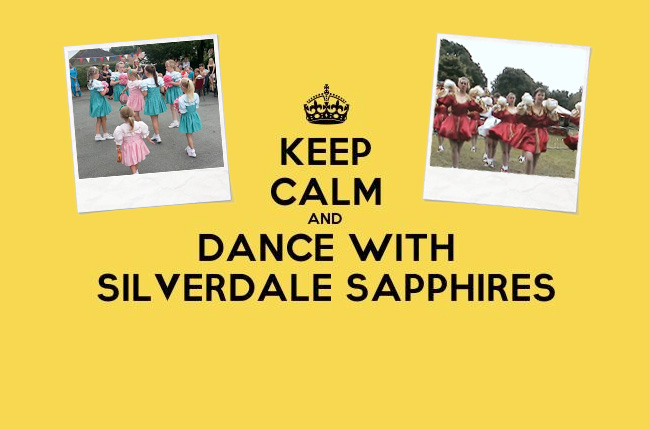 Silverdale Sapphires practice weekly at the Cornerstone Community Centre